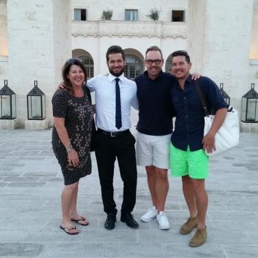 Team Italy Riche - Borgo Egnazia