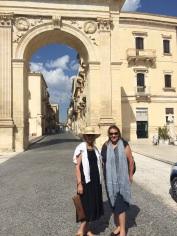 On tour Italy Riche style!