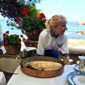 Lunch at Villa Sant'Andrea