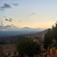 Mt Etna, Taormina Sicily