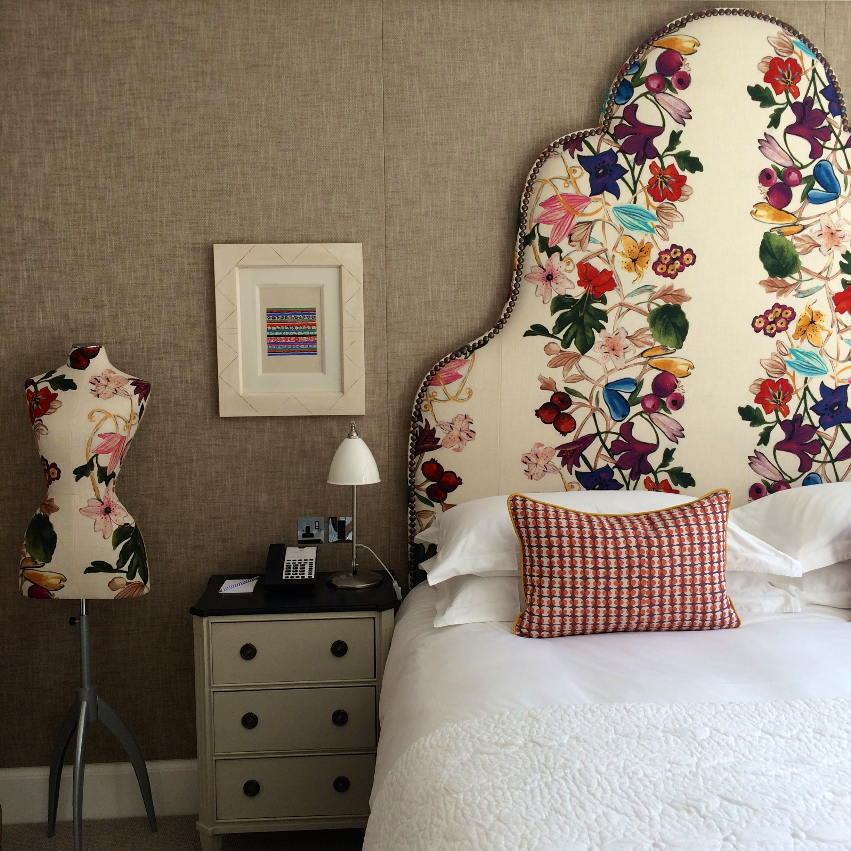 Bedroom Ham Yard Hotel