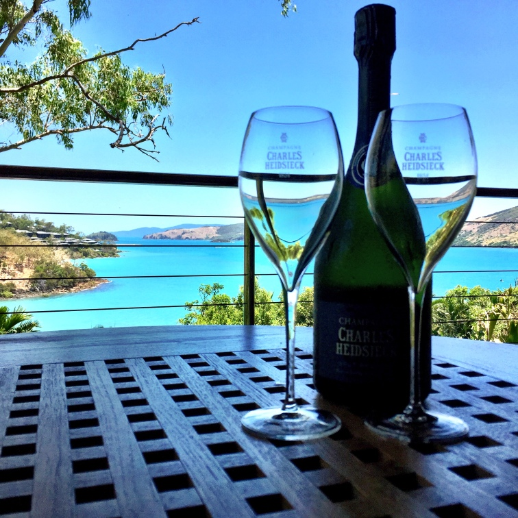 Chilled Charles Heidsieck