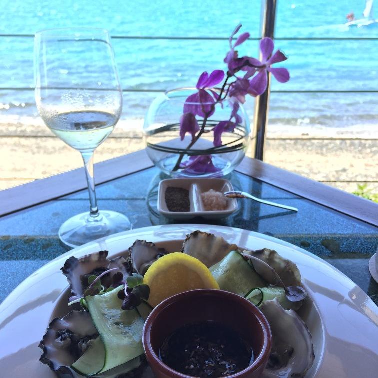 Pebble Beach dining