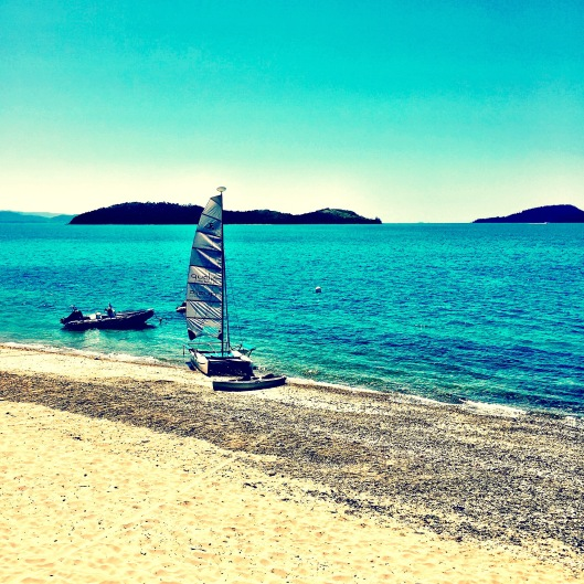 Pebble Beach, Hamilton Island