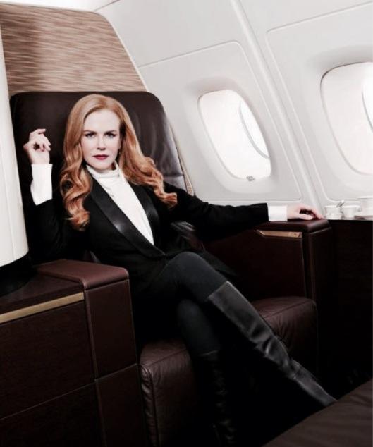 Nicole Kidman for Etihad