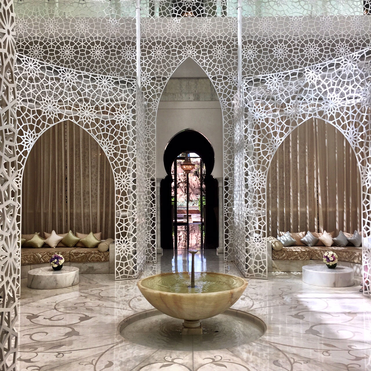 Royal Mansour Spa