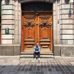 On location Mexico City