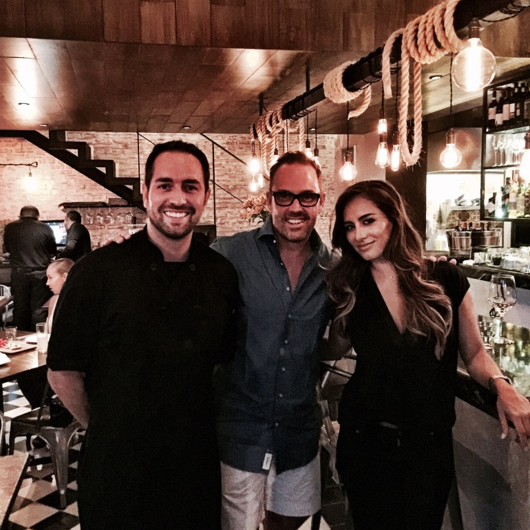 Stefano, Brent & Melissa