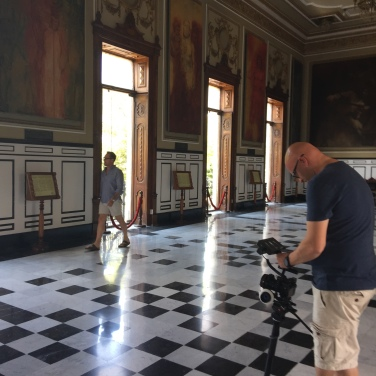 Filming for LUXHD in Merida