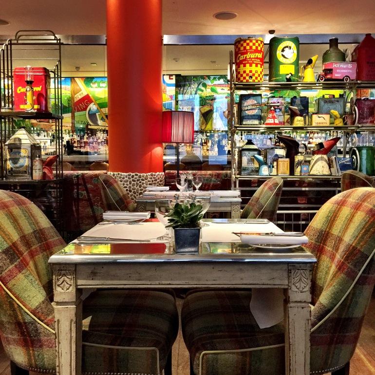 Refuel atThe Soho Hotel London